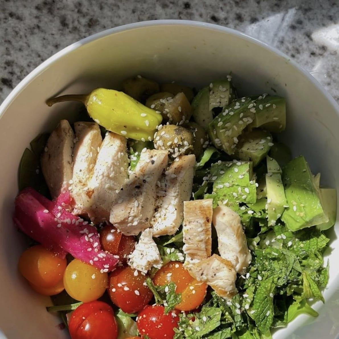 Quickest Healthy Recipes - Salad